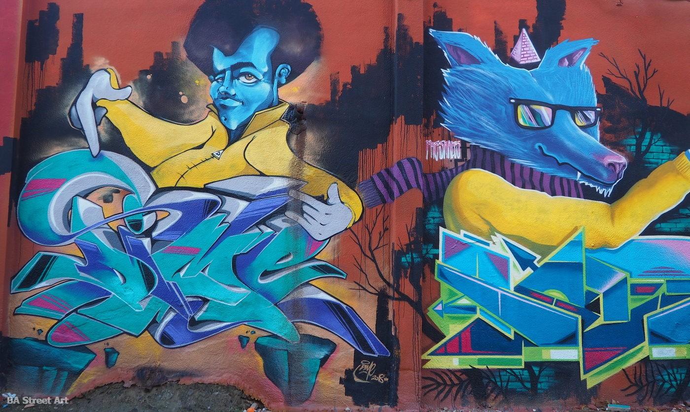 dime graffiti valencia freskales soezes graffitero valencia graffiti tour fox zorro letras graffiti caracteres pared el cabanyal lugar abandonado ilegal bombing illegal