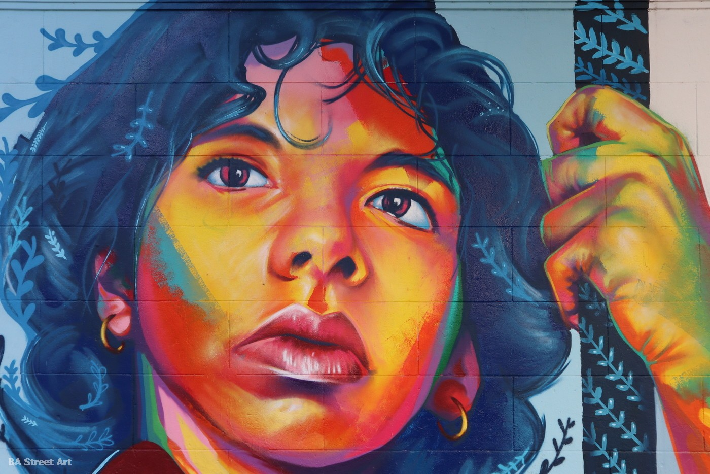 palermo graffiti tour arte urbano buenos aires street art soho arte urbano murales bs as buenosairesstreetart.com