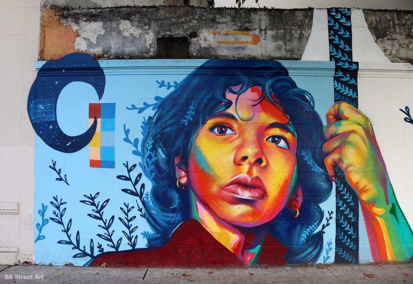 thomas evans detour artist detroit mural in buenos aires argentina arte urbano street art graffiti buenosairesstreetart.com