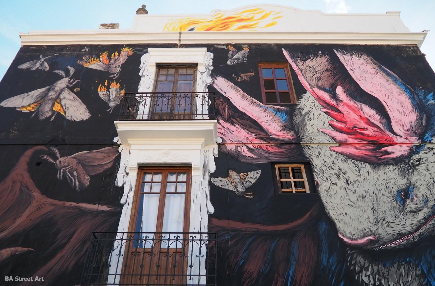 valencia murals erica il cane rl cabanyal ericailcane street art tour graffiti murales barrio Cabañal valencia Poblados Marítimos